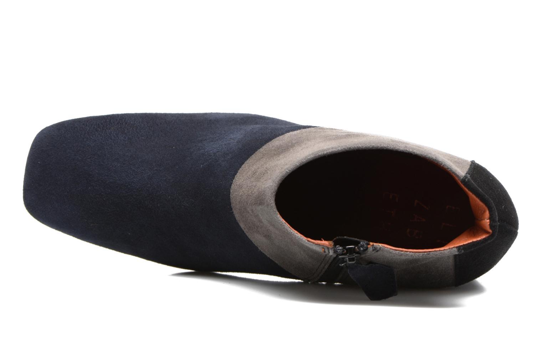 Bottines et boots Elizabeth Stuart Picola 300/3 Bleu vue gauche