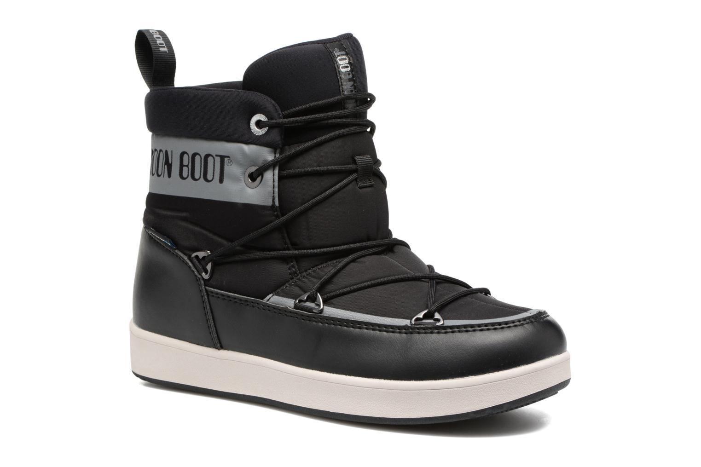 Zapatillas de deporte Moon Boot Neil W Negro vista de detalle / par