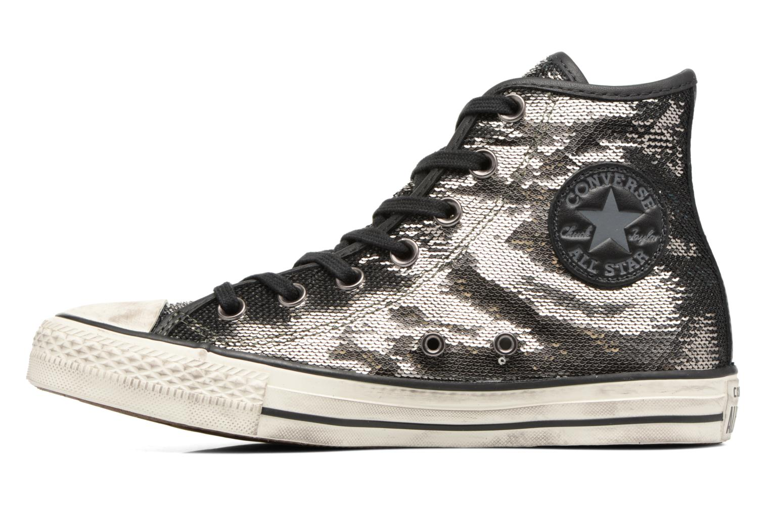 Chuck Taylor All Star Distressd Hi Thunder/Black/Buff