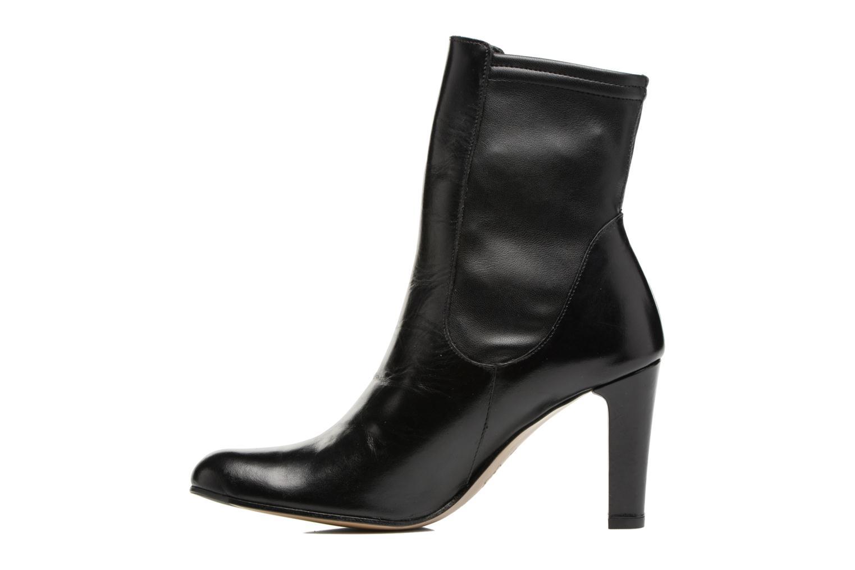 Bottines et boots Elizabeth Stuart Clostra 180 Noir vue face