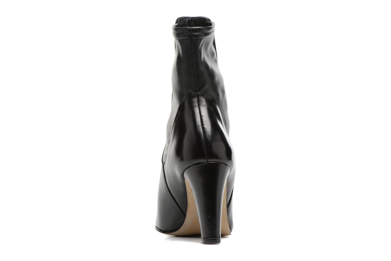 Bottines et boots Elizabeth Stuart Clostra 180 Noir vue droite