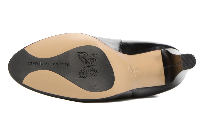 Bottines et boots Elizabeth Stuart Clostra 180 Noir vue haut