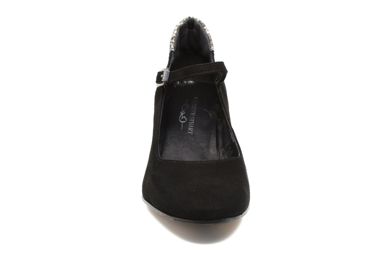 Ballerines Elizabeth Stuart Katin 502 Noir vue portées chaussures