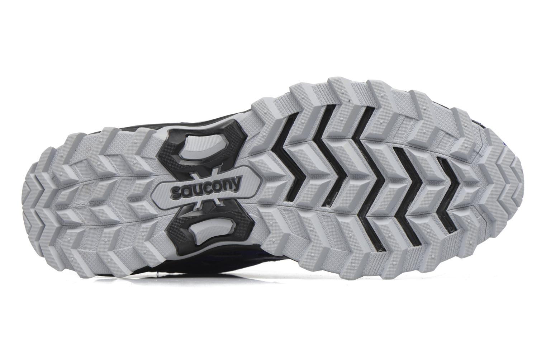Chaussures de sport Saucony Excursion Tr11 Gtx Bleu vue haut