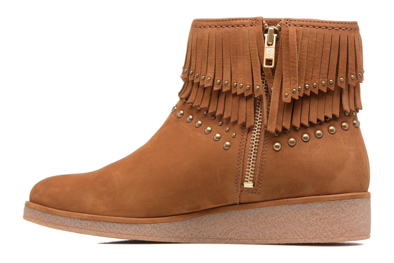 Bottines et boots UGG Ariane Marron vue face