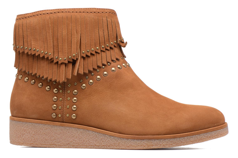 Bottines et boots UGG Ariane Marron vue derrière
