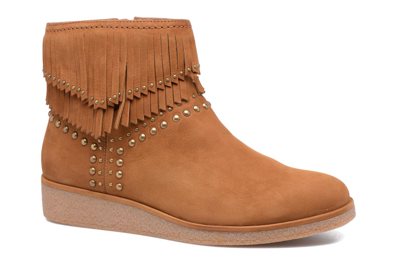 Bottines et boots UGG Ariane Marron vue détail/paire