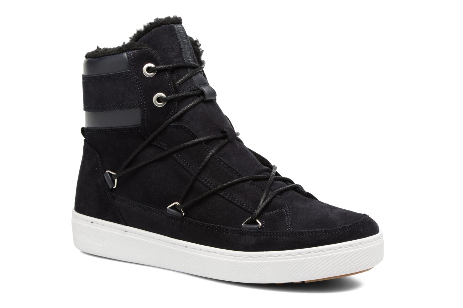 Marques Chaussure femme Moon Boot femme Neil Lux Black-Brown