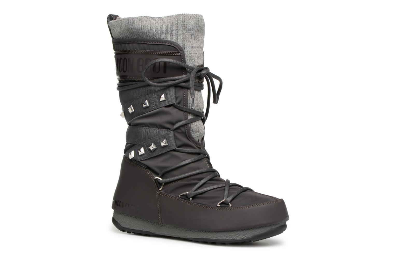 Últimos recortes de precios Moon Boot Monaco Shadow (Gris) - Zapatillas de deporte chez Sarenza