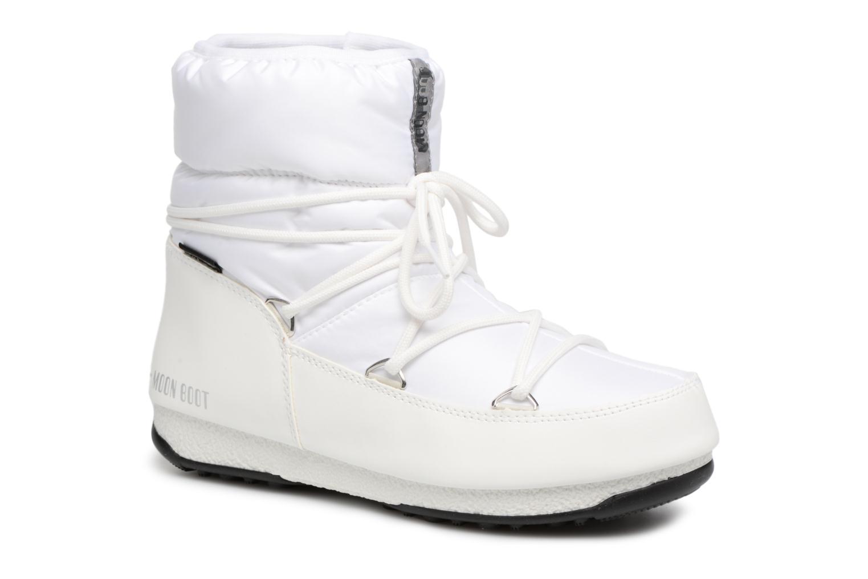 Grandes descuentos últimos zapatos Moon Boot Low Nylon (Blanco) - Zapatillas de deporte Descuento