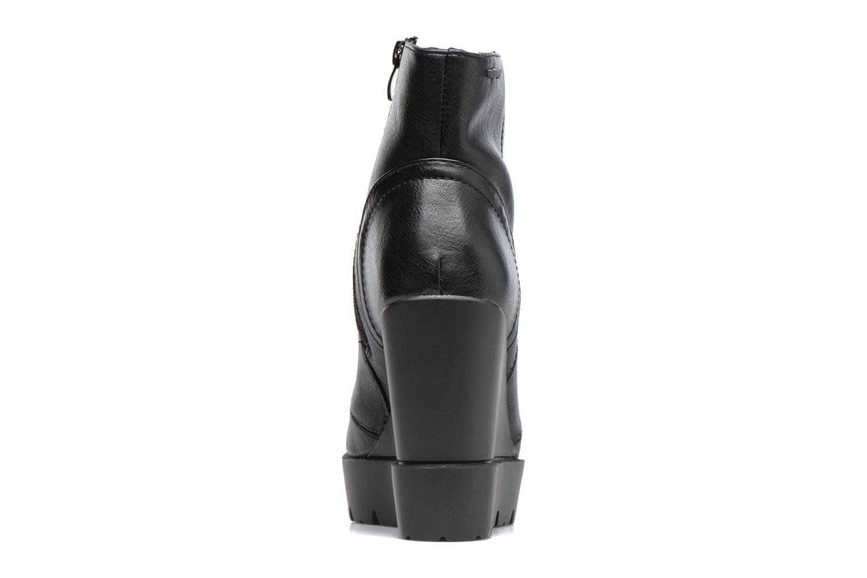 Bottines et boots MTNG Sego Noir vue droite
