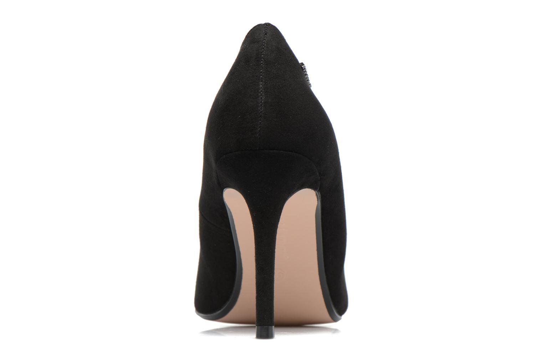 Zapatos de tacón MTNG Elisana Negro vista lateral derecha