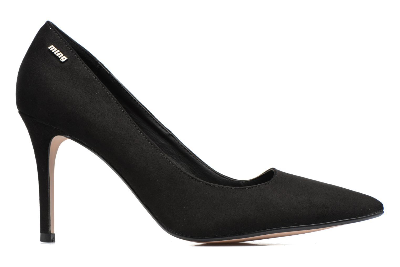 Zapatos de tacón MTNG Elisana Negro vistra trasera