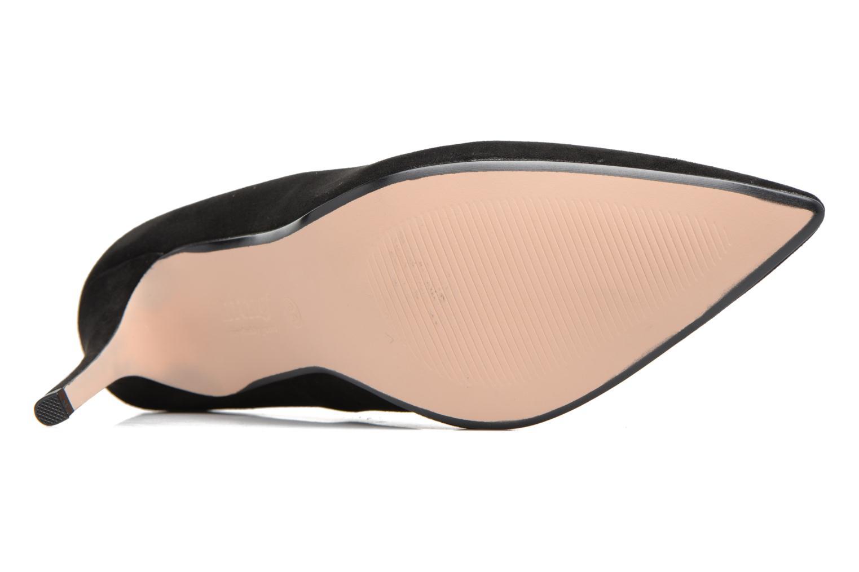 Zapatos de tacón MTNG Elisana Negro vista de arriba