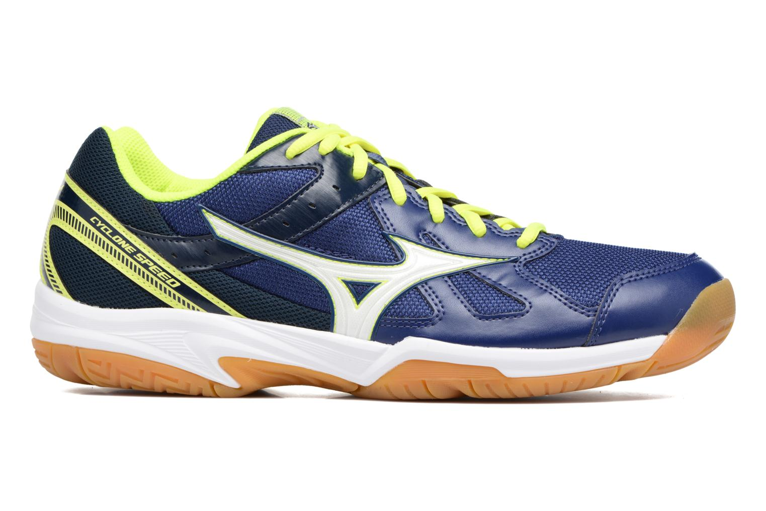 CYCLONE SPEED Blue Depths / White / Safety Yellow