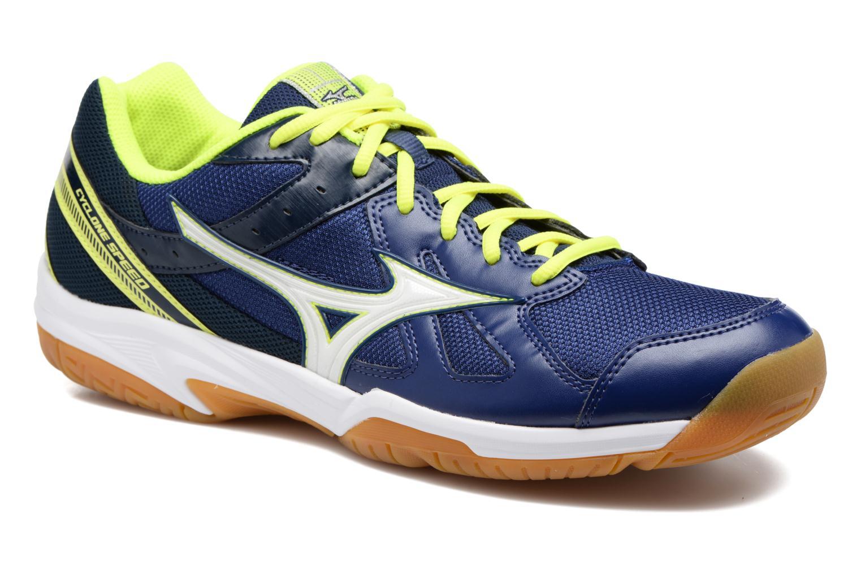 Mizuno CYCLONE SPEED (Bleu) - Chaussures de sport chez Sarenza (311447)