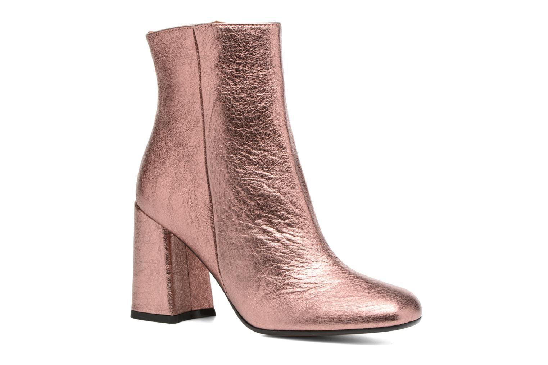 Grandes descuentos últimos zapatos Jonak Crave (Rosa) - Botines  Descuento