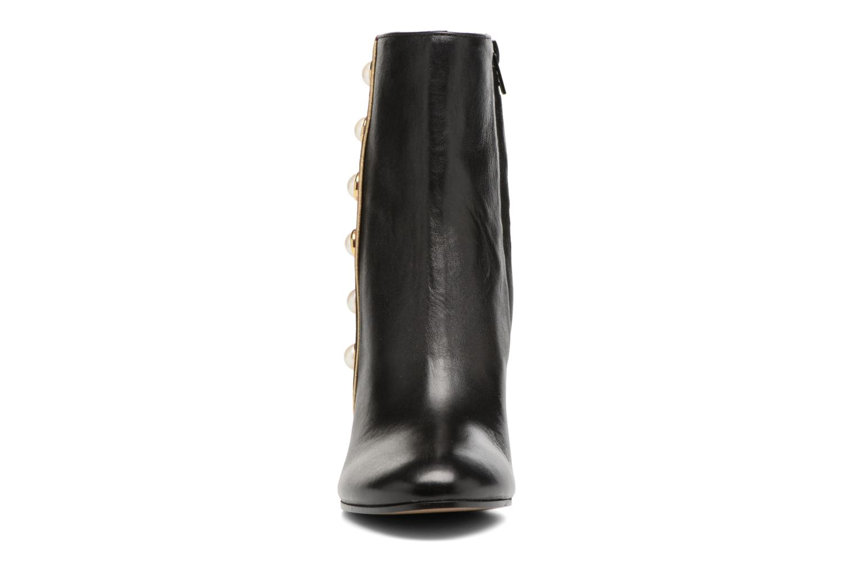 Bottines et boots Jonak Cherry Noir vue portées chaussures