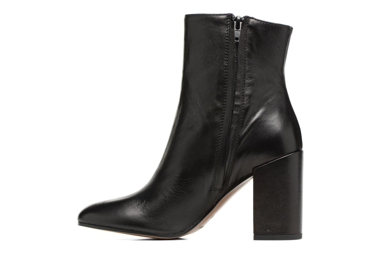 Bottines et boots Jonak Cherry Noir vue face