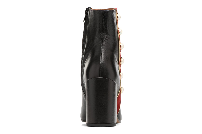 Bottines et boots Jonak Cherry Noir vue droite