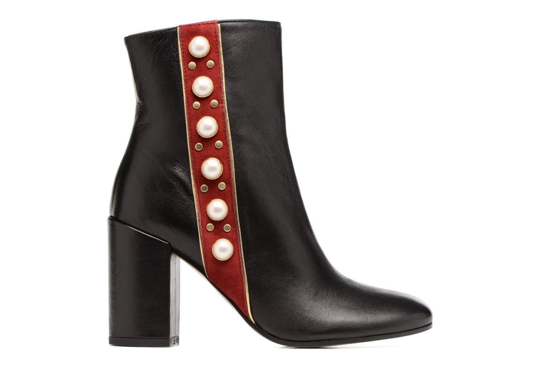 Bottines et boots Jonak Cherry Noir vue derrière