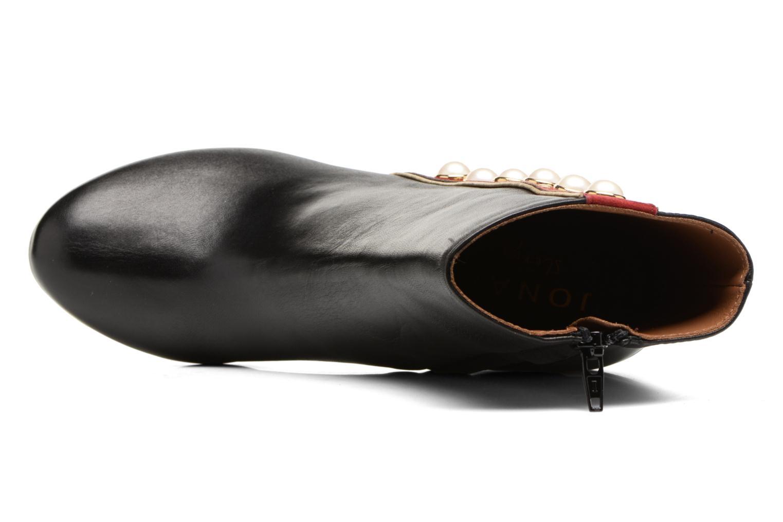Bottines et boots Jonak Cherry Noir vue gauche