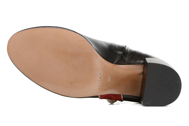 Bottines et boots Jonak Cherry Noir vue haut