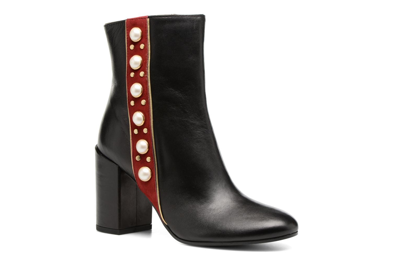 Bottines et boots Jonak Cherry Noir vue détail/paire