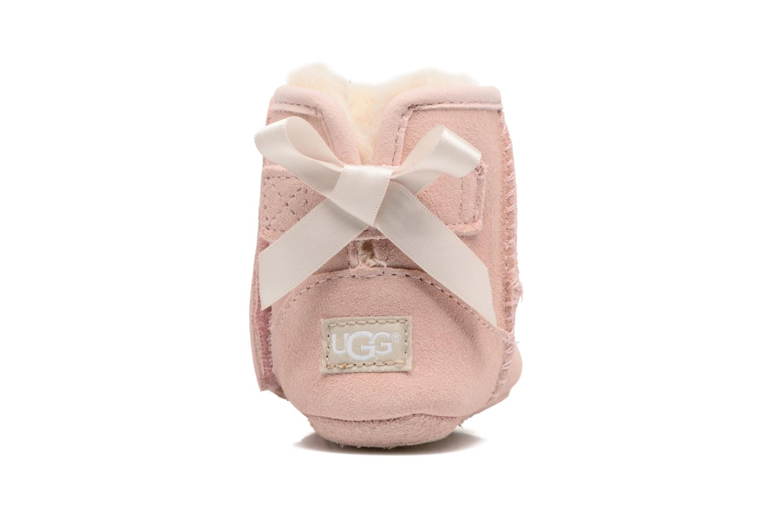 Jesse Bow II Baby pink