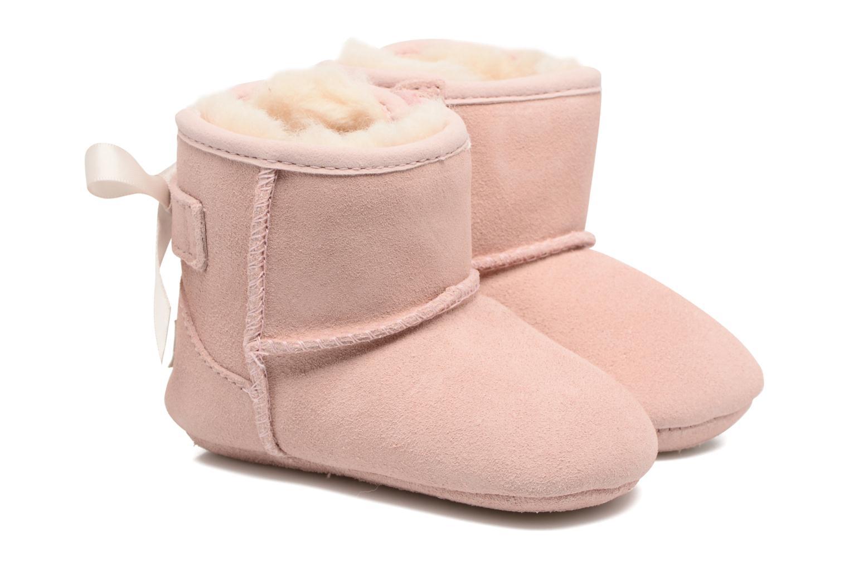 Jesse Bow II Baby pink