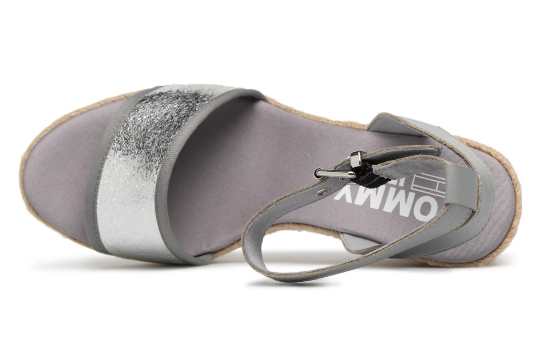 Tommy Hilfiger Metallico Zeppa Zilver 2HwxX