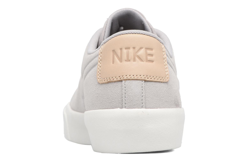 Baskets Nike Blazer Studio Low Gris vue droite