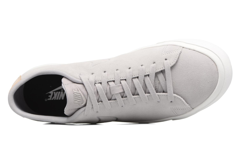 Baskets Nike Blazer Studio Low Gris vue gauche