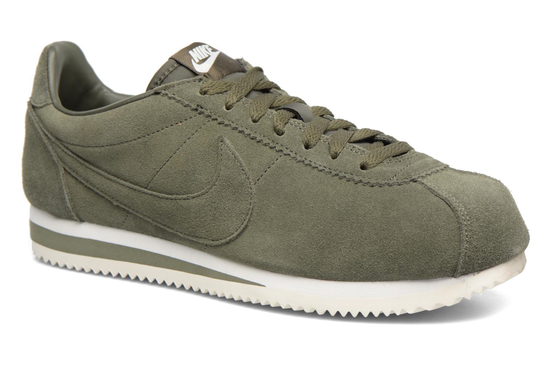 Deportivas Nike Classic Cortez Se Verde vista de detalle / par