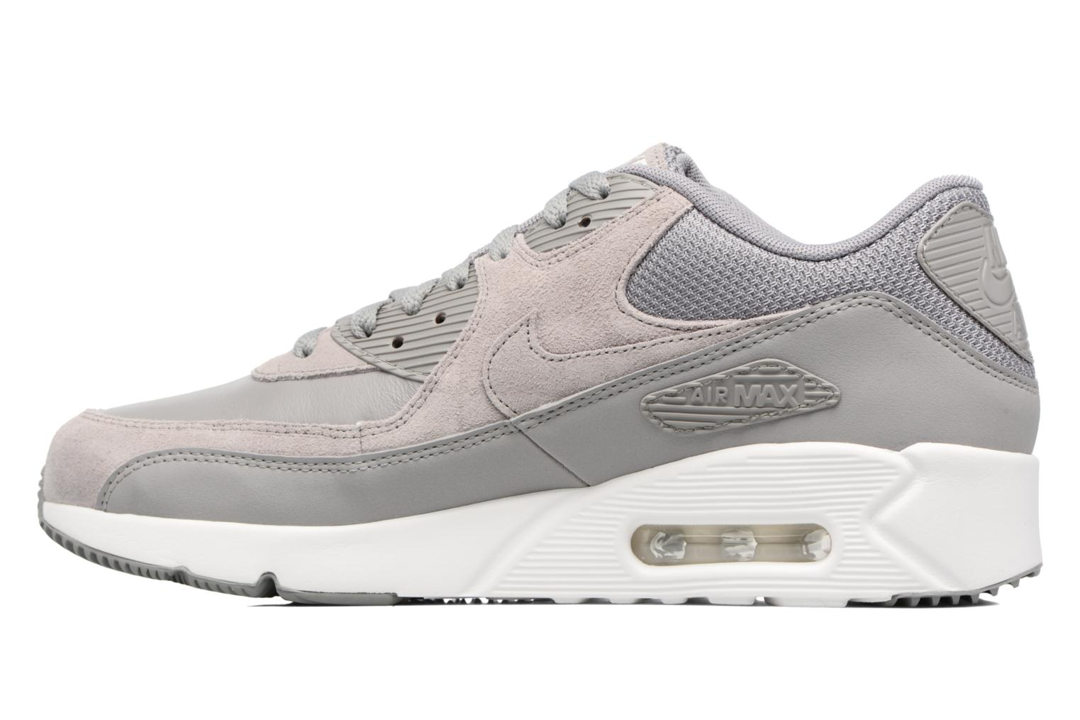 Baskets Nike Air Max 90 Ultra 2.0 Ltr Gris vue face
