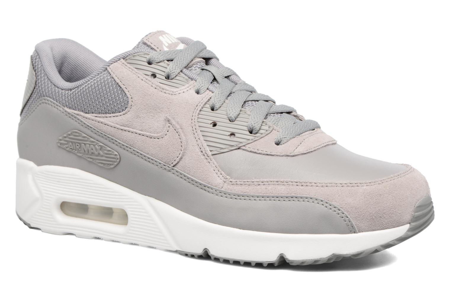 Baskets Nike Air Max 90 Ultra 2.0 Ltr Gris vue détail/paire