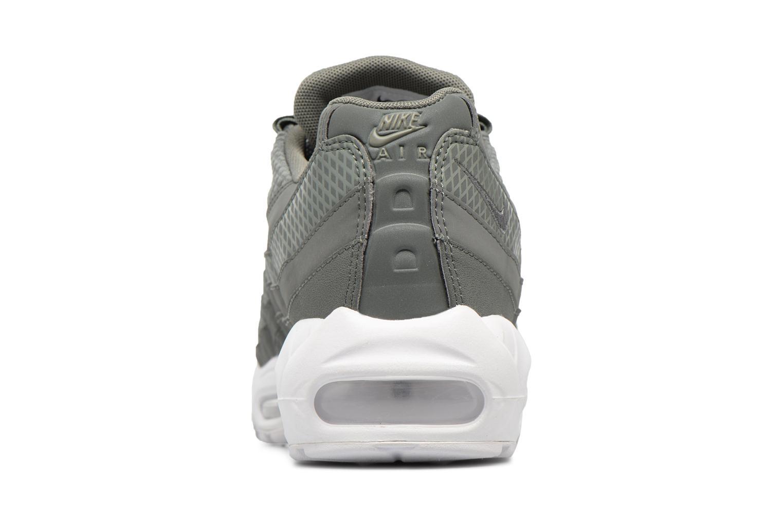 Baskets Nike Nike Air Max 95 Premium Se Gris vue droite