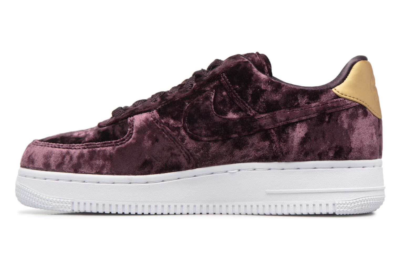 Baskets Nike Wmns Air Force 1 '07 Prm Violet vue face