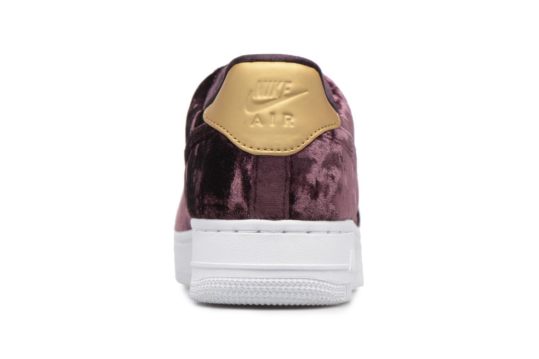 Baskets Nike Wmns Air Force 1 '07 Prm Violet vue droite