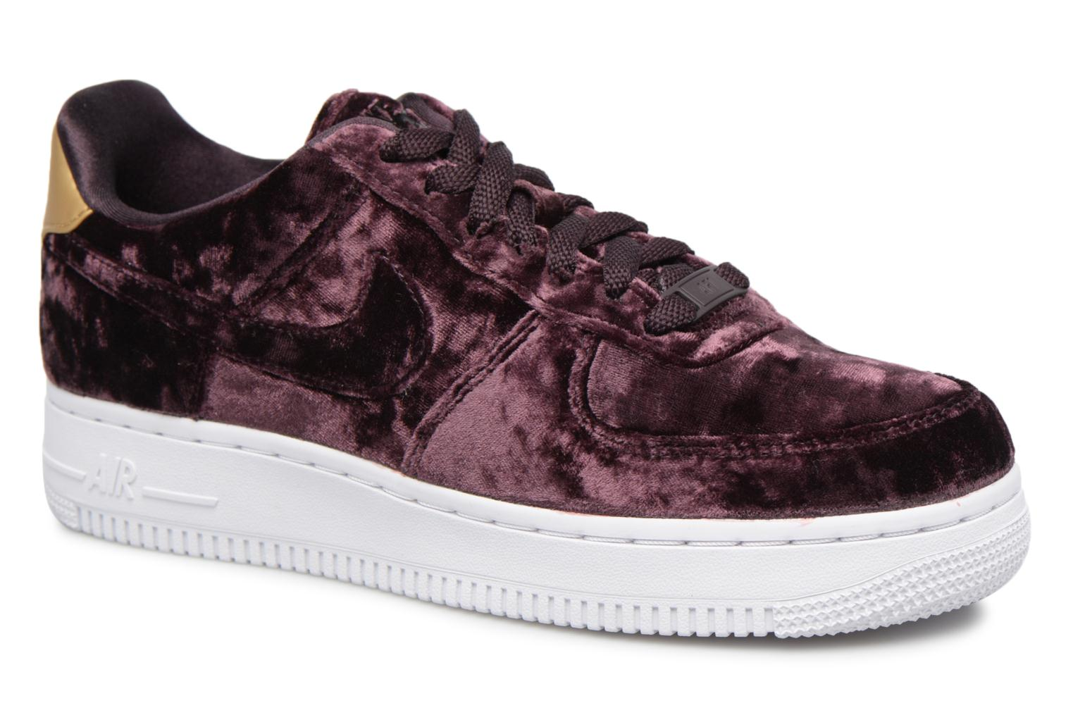 Baskets Nike Wmns Air Force 1 '07 Prm Violet vue détail/paire