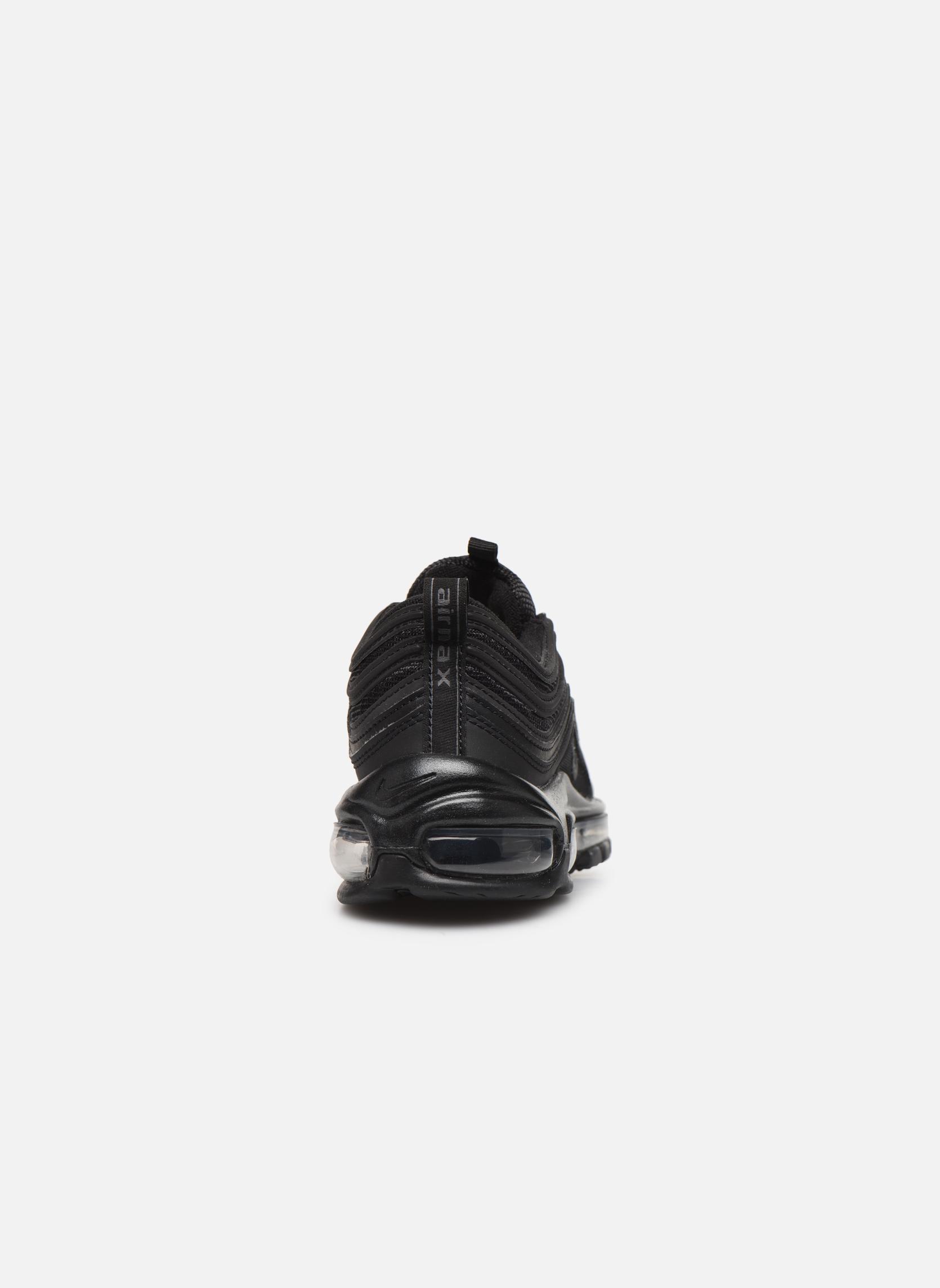 W Air Max 97 Black/black-Dark Grey