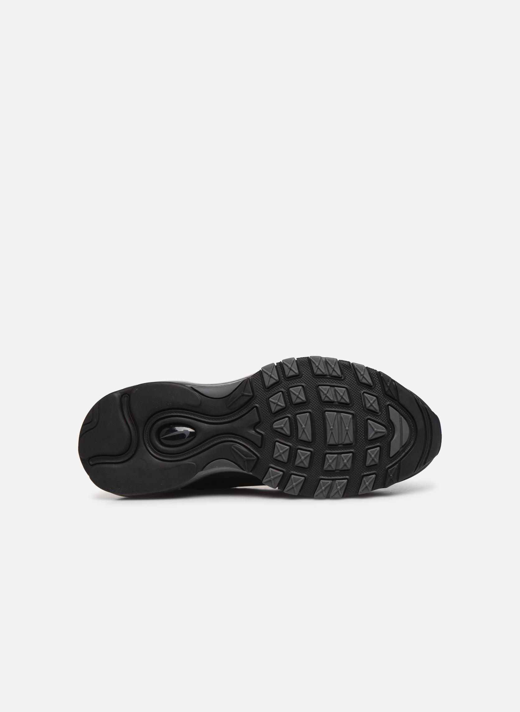 Baskets Nike W Air Max 97 Noir vue haut