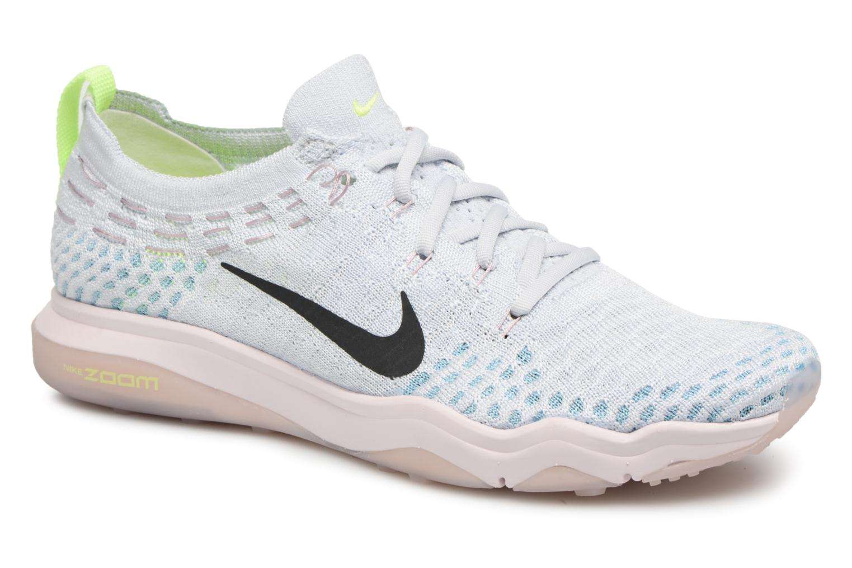 Nike Wmns Air Zoom Fearless Fk Lux (Gris) - Chaussures de sport chez Sarenza (318752)
