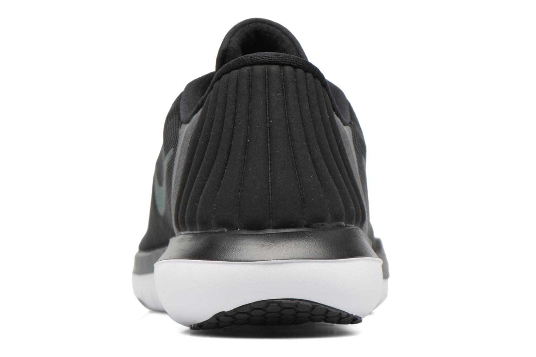 Chaussures de sport Nike W Nike Flex Supreme Tr 5 Mtlc Gris vue droite