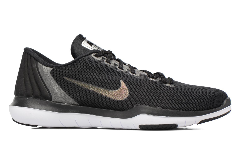 Chaussures de sport Nike W Nike Flex Supreme Tr 5 Mtlc Gris vue derrière