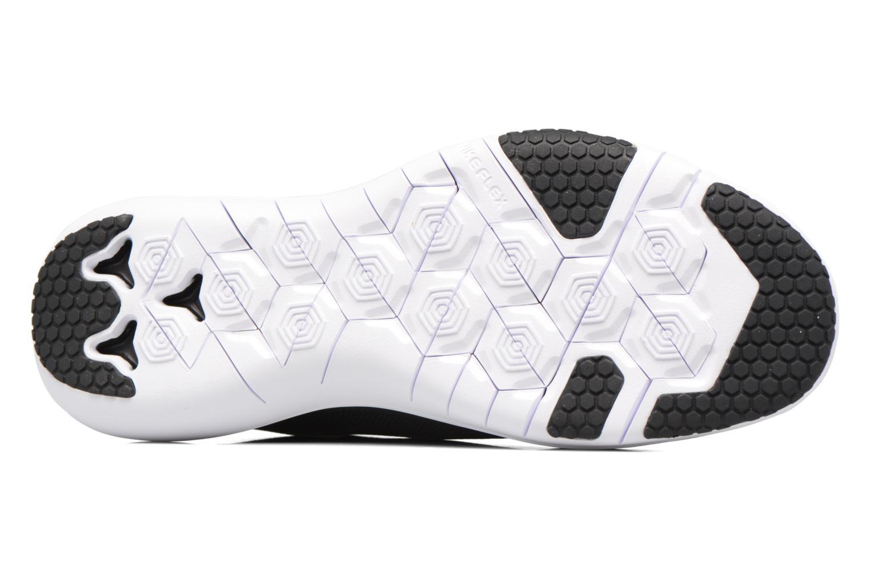 Scarpe sportive Nike W Nike Flex Supreme Tr 5 Mtlc Grigio immagine dall'alto