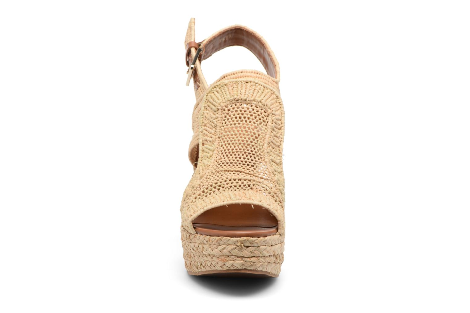 Sandals Clergerie DYPAILLE Beige model view