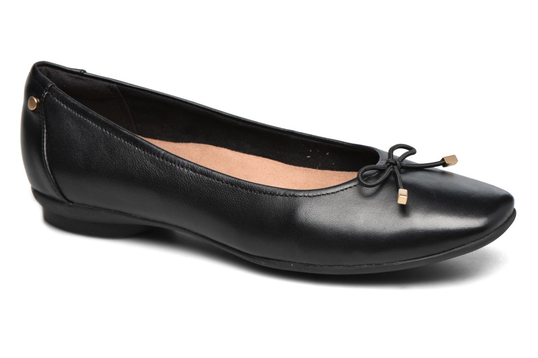 Zapatos promocionales Clarks Candra light (Negro) - Bailarinas   Venta de liquidación de temporada