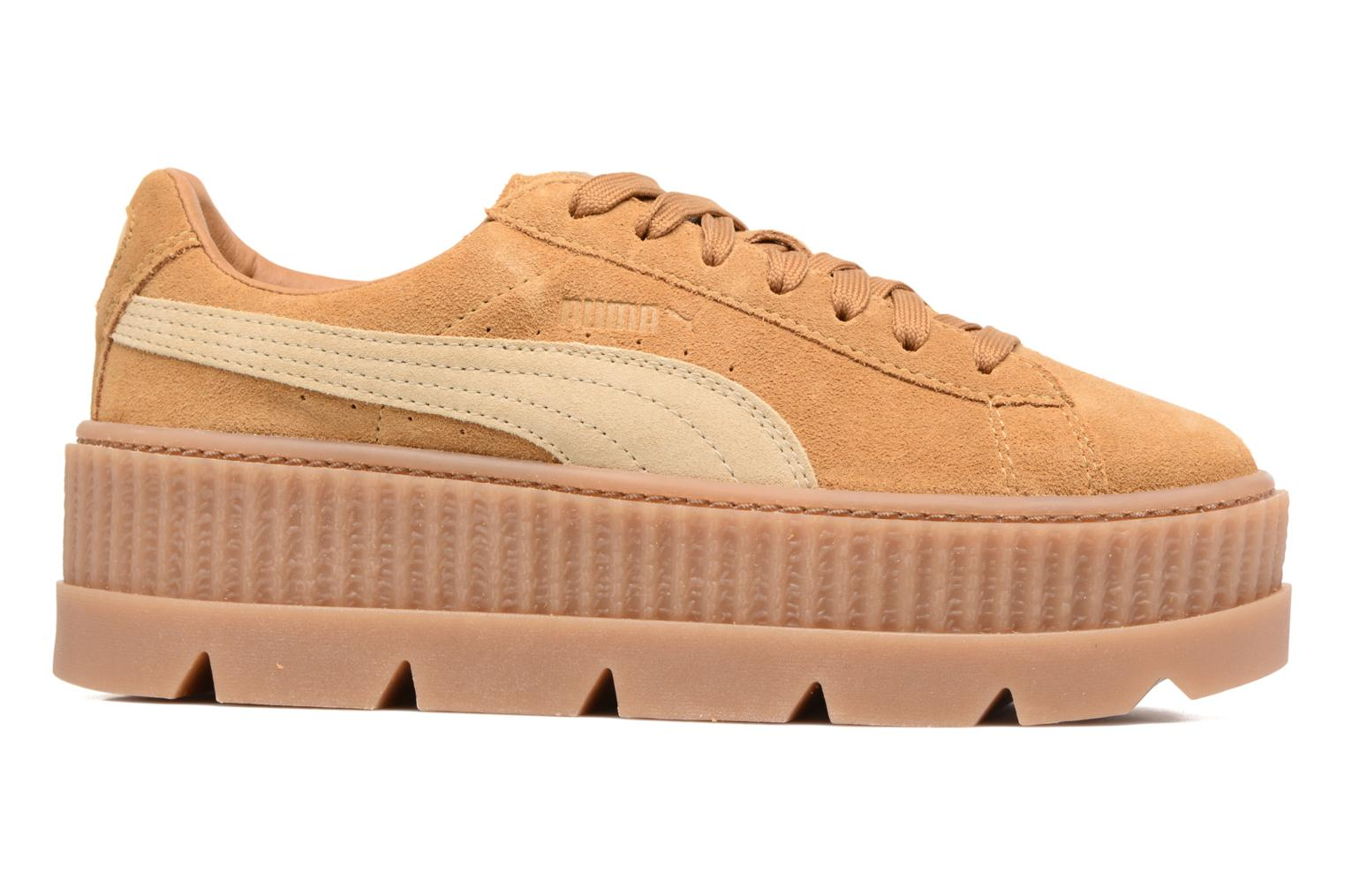 Fenty Wn Cleated Creeper Golden Brown