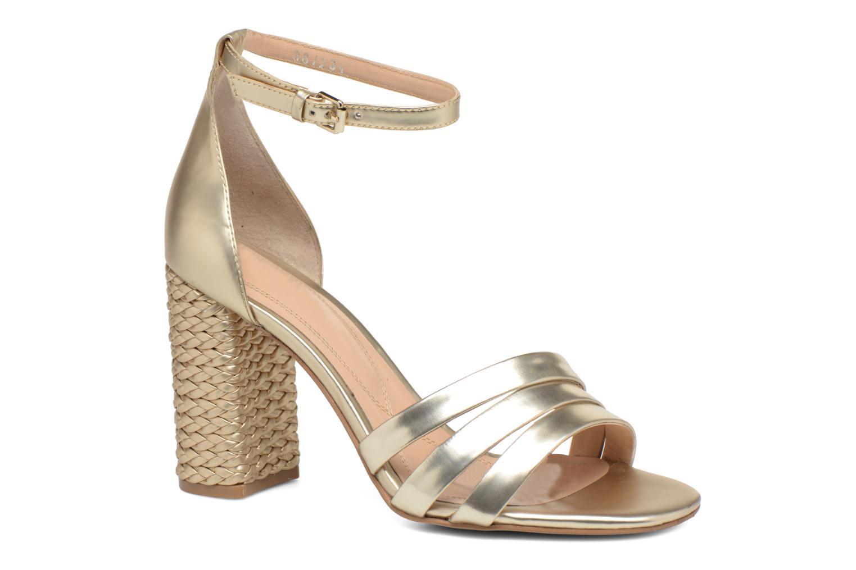 Grandes descuentos últimos zapatos Bruno Premi ORTENSIA (Oro y bronce) - Sandalias Descuento